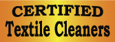 Certified Textile Cleaners